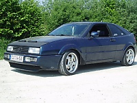 The Corrado of US-Corry G60