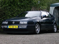The Corrado of g60supercharged