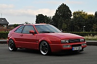 The Corrado of VR6-Turbo-Flo