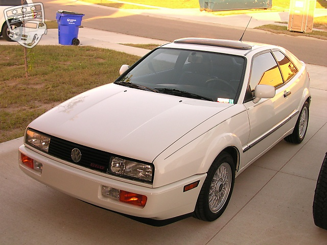 The Corrado of OnecleanwhiteG60