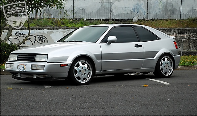 The Corrado of hrdcorG60