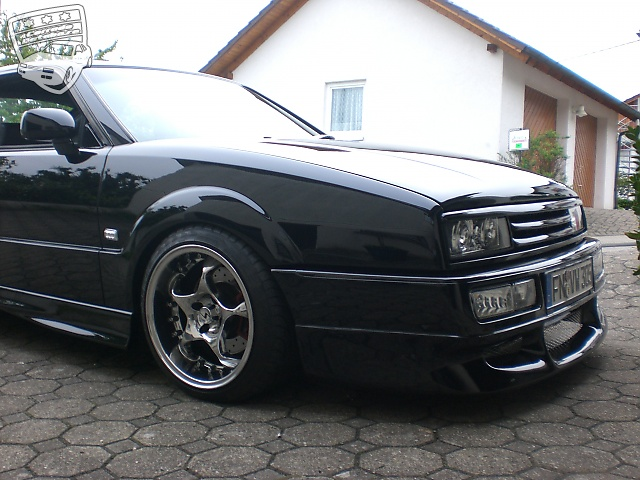 The Corrado of Black Hunter