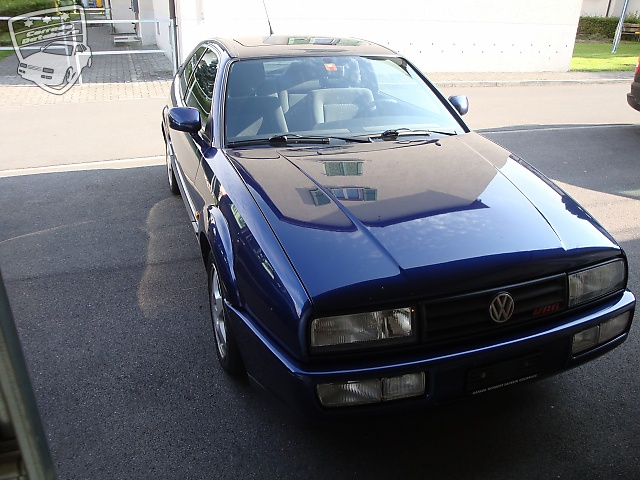 The Corrado of Lord Of The VR6