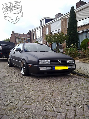The Corrado of Kluft VR6