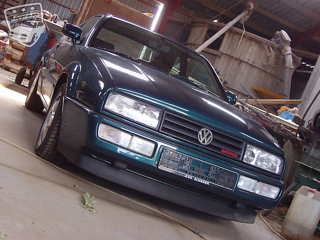 The Corrado of VR6Productions