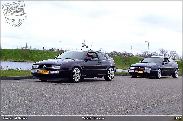 The Corrado of Emiel - VR6
